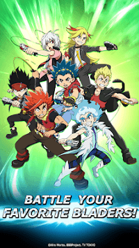 Beyblade Burst Rivals pc screenshot 2