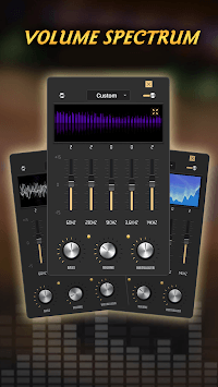 Equalizer Pro - Volume Booster & Bass Booster pc screenshot 1