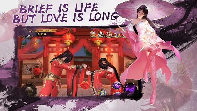 Legend of Wuxia: 3D MMORPG - ASIAN pc screenshot 2