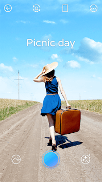 PICNIC - photo filter for dark sky, travel apps pc screenshot 1