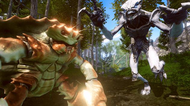 Mutant Crab Simulator pc screenshot 1