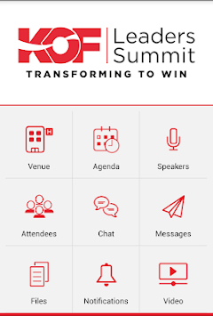 KOF Leaders Summit 2018 pc screenshot 2