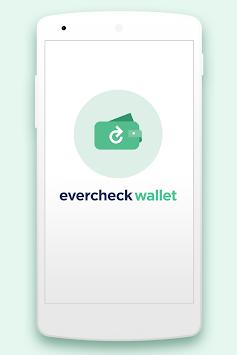 EverCheck Wallet pc screenshot 1