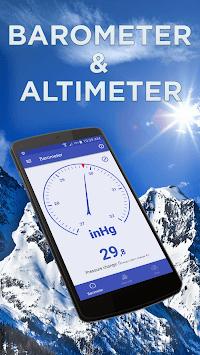 Barometer & Altimeter pc screenshot 1
