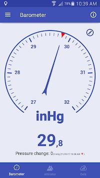 Barometer & Altimeter pc screenshot 2