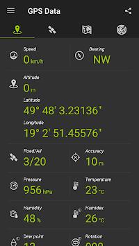 GPS Data pc screenshot 2