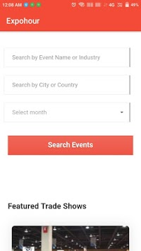 Expohour - Events, Tradeshows & Conferences. pc screenshot 1