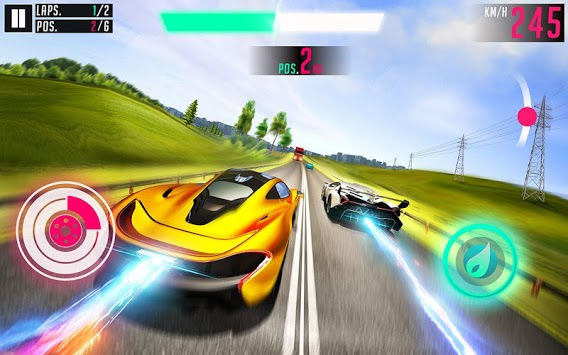 Extreme Car Racing 2019 pc screenshot 2