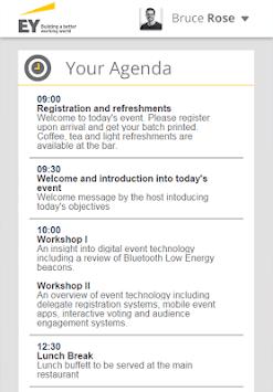 EY Meetings pc screenshot 1