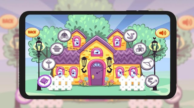 Baby Doll House pc screenshot 1