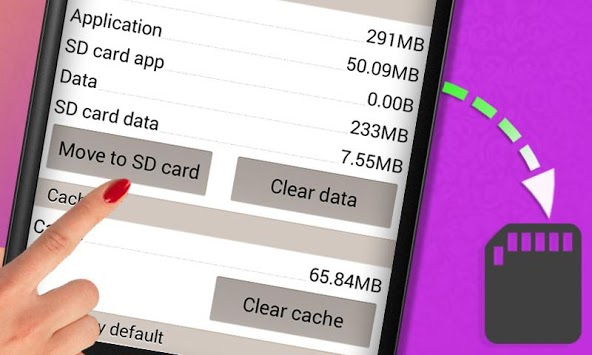 Move Apps Phone to SD card pc screenshot 1