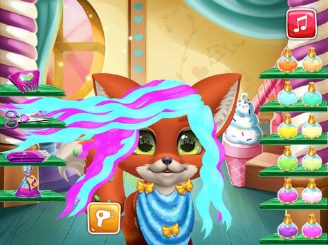 Sweet My Cat Real Haircuts pc screenshot 2
