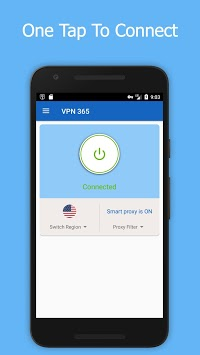 VPN 365 - Free Unlimited VPN Proxy & WiFi VPN pc screenshot 1