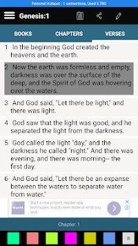 Good News Bible pc screenshot 1
