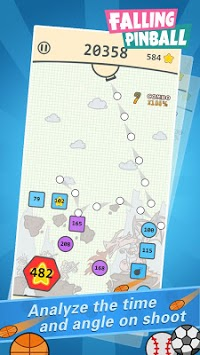 Falling Pinball pc screenshot 1