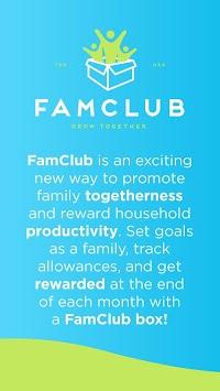 FamClub – Family Chores & Rewards. pc screenshot 1