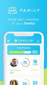 FamClub – Family Chores & Rewards. pc screenshot 2
