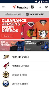 Fanatics NHL pc screenshot 1