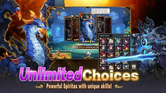Fantasy Legend: War of Contract pc screenshot 2
