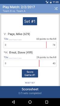 USAPL Scoring App pc screenshot 2