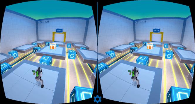 Hardcode (VR Game) pc screenshot 1