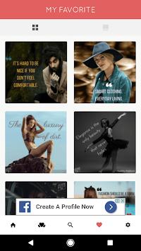 Fashion Quotes - Maxime pc screenshot 1