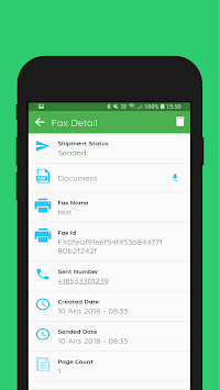 FastFax - Send Fax From Phone pc screenshot 1