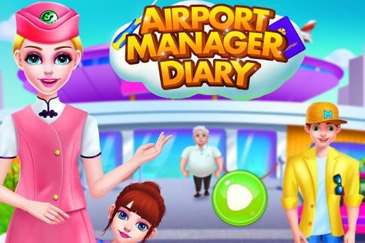 Airport Manger Diary pc screenshot 1