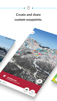 FATMAP: Ski, Bike & Hike Guide pc screenshot 2