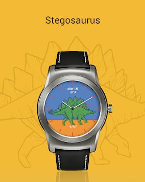 Dinosaur Watch Faces pc screenshot 2