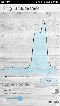 Altimeter free pc screenshot 2