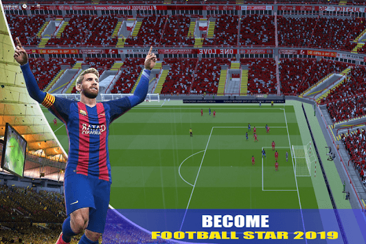 Soccer League 2019: Football Star Cup pc screenshot 1