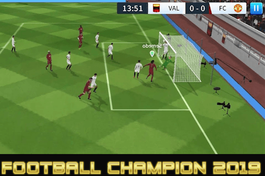 2019 Soccer Champion - Football League pc screenshot 1