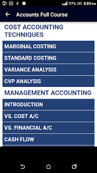 Accounts Course (Basic & Advance) - 7 Days pc screenshot 1