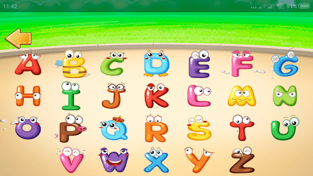 Preschool Game for Little Kids: ABC-Numbers-Colors pc screenshot 2