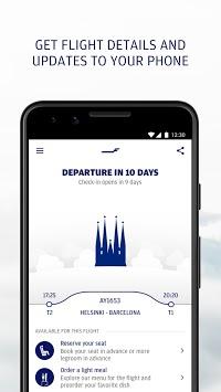 Finnair pc screenshot 1