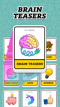 Tricky Riddles with Answers & Brain Teaser pc screenshot 2