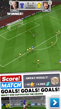 Score! Match pc screenshot 1