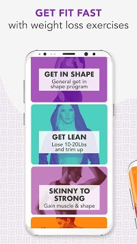 Aweso.Me home workout for women+30 day weight loss pc screenshot 1