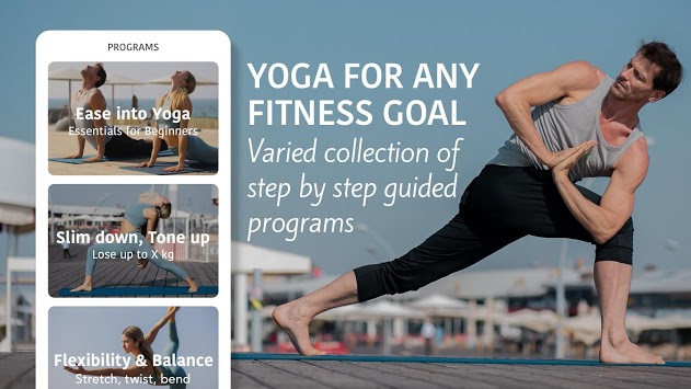 Yoga Workout by Sunsa. Yoga workout & fitness pc screenshot 2