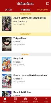 Anime Fanz - Best Anime App Downloader pc screenshot 1