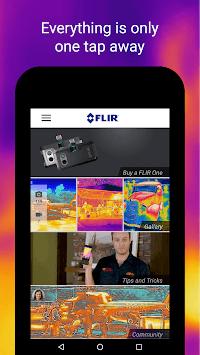 FLIR ONE pc screenshot 1