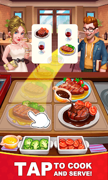 Cooking Hot - Crazy Restaurant Kitchen Game pc screenshot 1