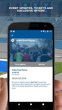 Drake Relays pc screenshot 2