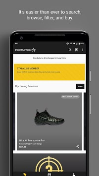 Footaction pc screenshot 1