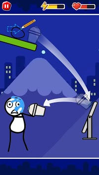Funny Ball : Popular draw line puzzle game pc screenshot 1