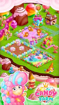 Candy Farm: Magic cake town & cookie dragon story pc screenshot 1