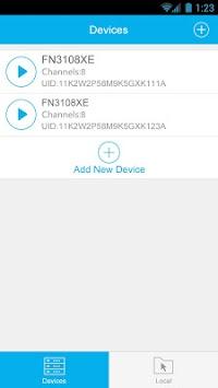 Foscam NVR pc screenshot 1