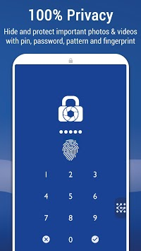 Hide Photos & Videos - Private Photo & Video Vault pc screenshot 1