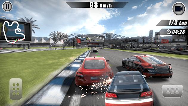 4-wheel Furious Race pc screenshot 1